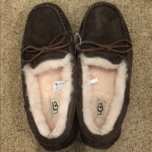 Ugg Dakota expresso slippers, size8